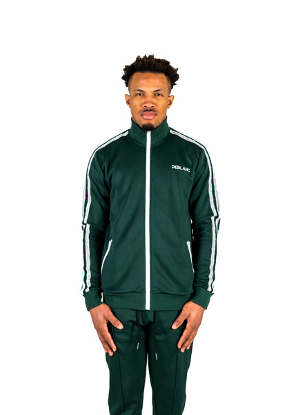 Classic Green Track Jacket