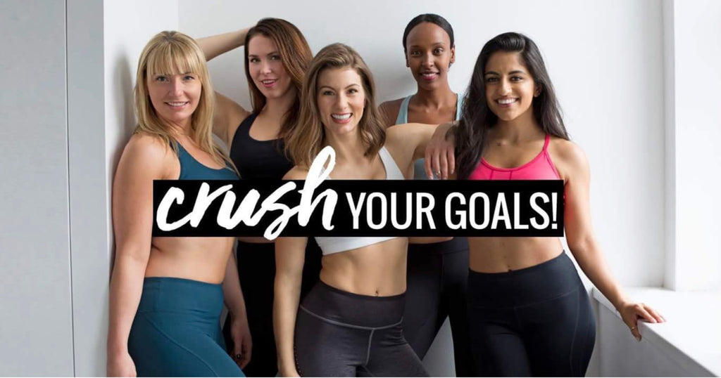 The Ultimate 40-Day Plan to Crush Any Goal, Featuring Jen Widerstrom