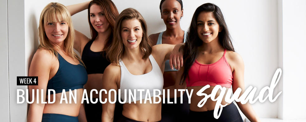 40 DAY CHALLENGE - BUILD AN ACCOUNTABILITY SQUAD