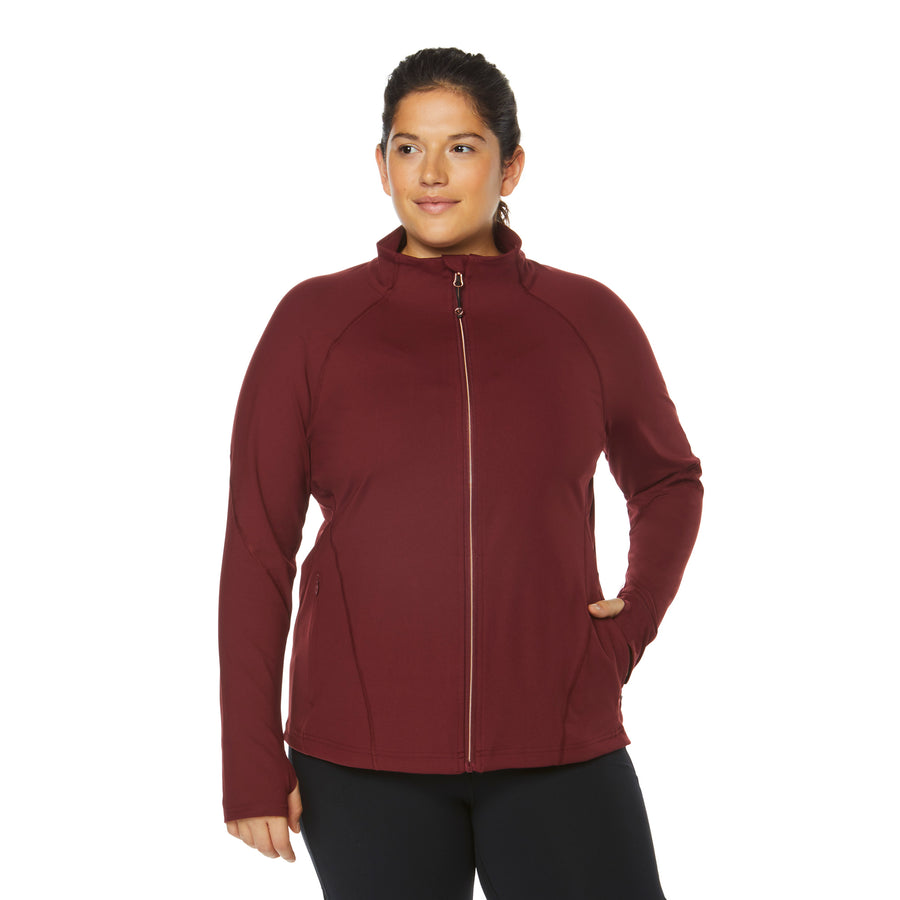 TRAINING JACKET (PLUS SIZE)