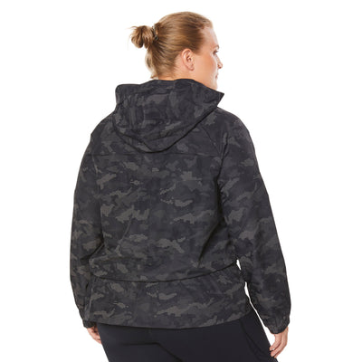 GHOST WINDBREAKER (PLUS SIZE)