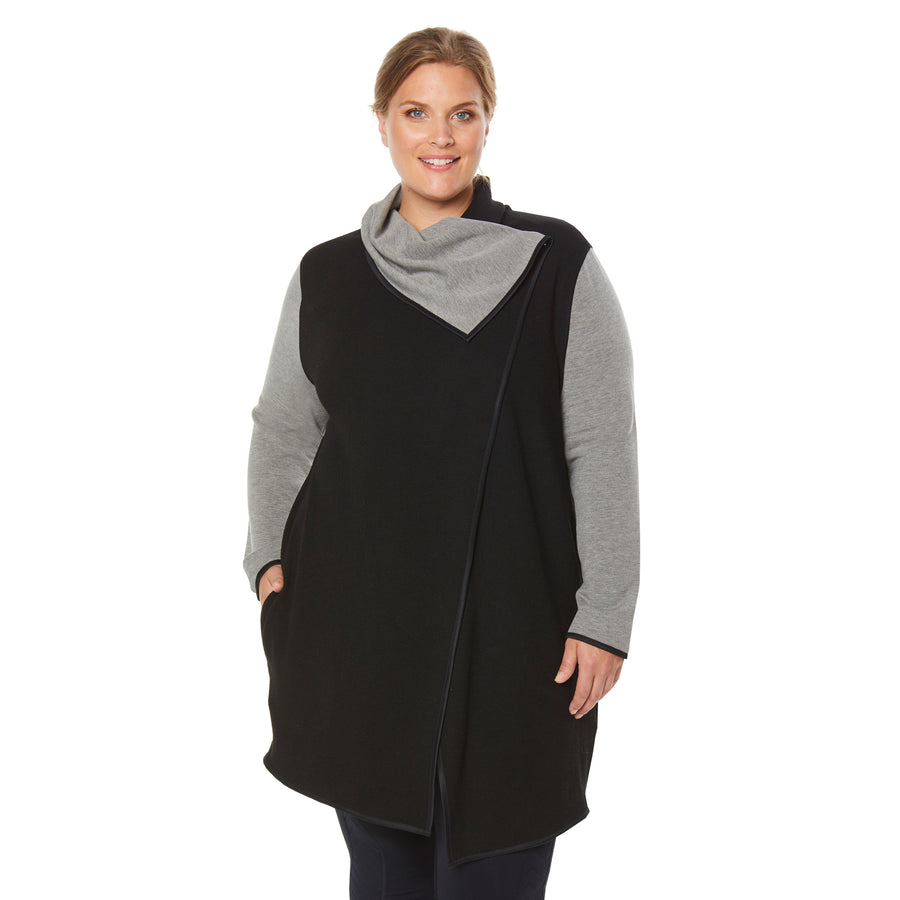 INCOGNITO WRAP (PLUS SIZE)