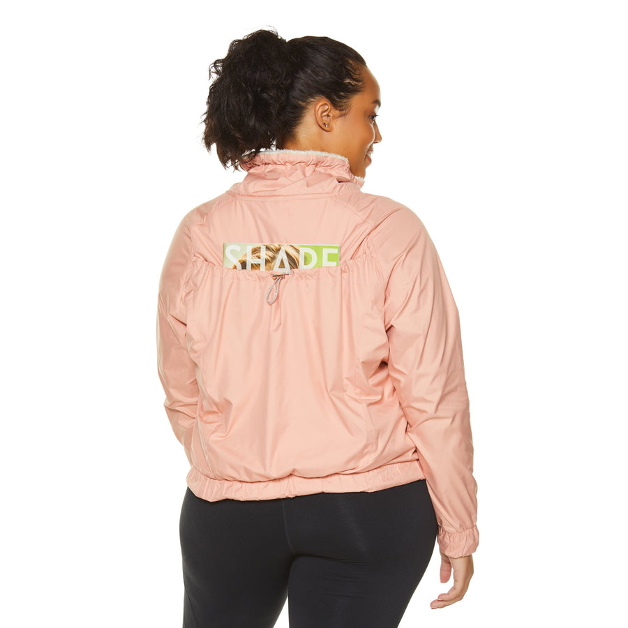 GLAMOUR BOMBER WITH PACK (PLUS SIZE)