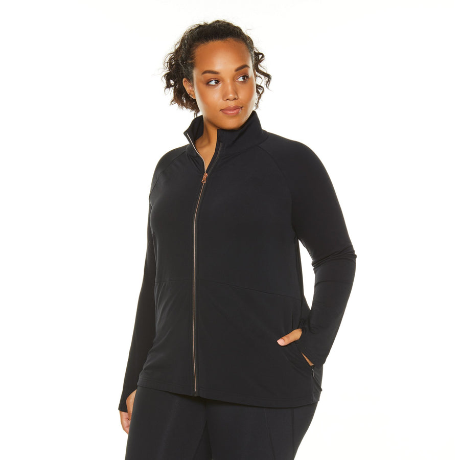 INTEGRAL JACKET (PLUS SIZE)