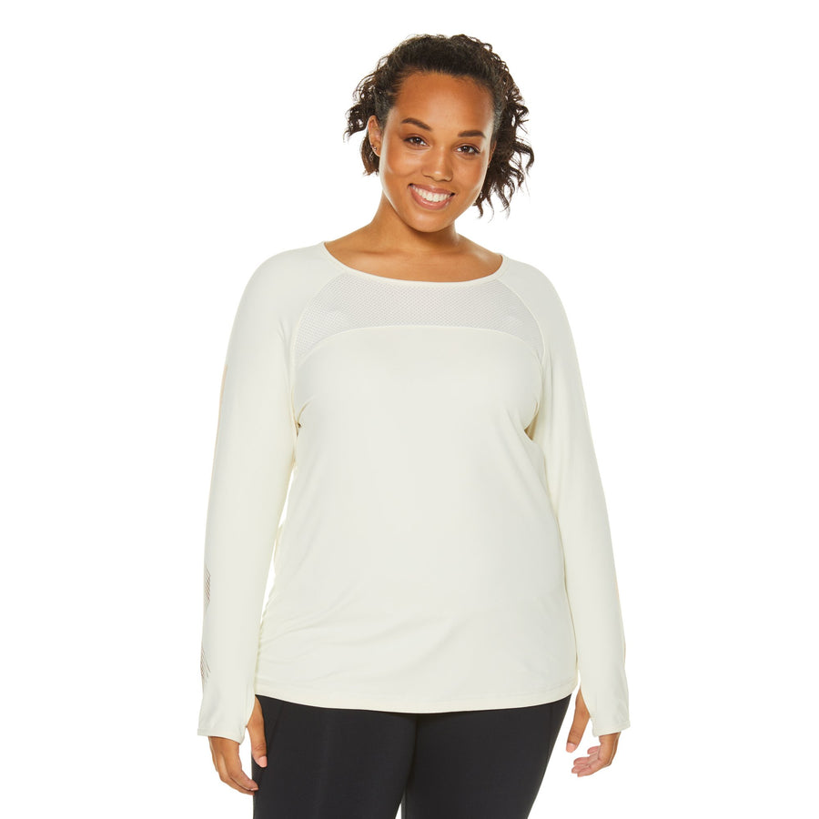 INTEGRAL LS TEE (PLUS SIZE)