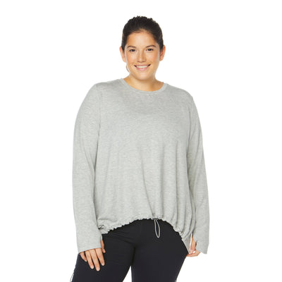 OPT OUT SWEATSHIT (PLUS SIZE)