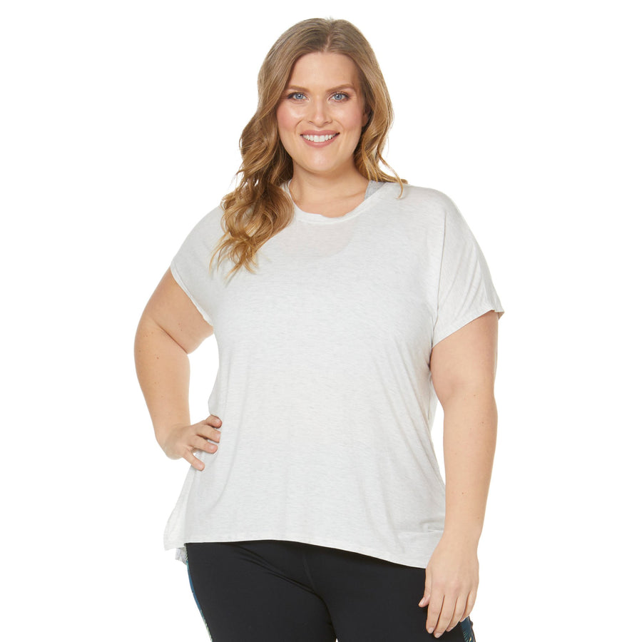 REEF BRAID TEE (PLUS SIZE)