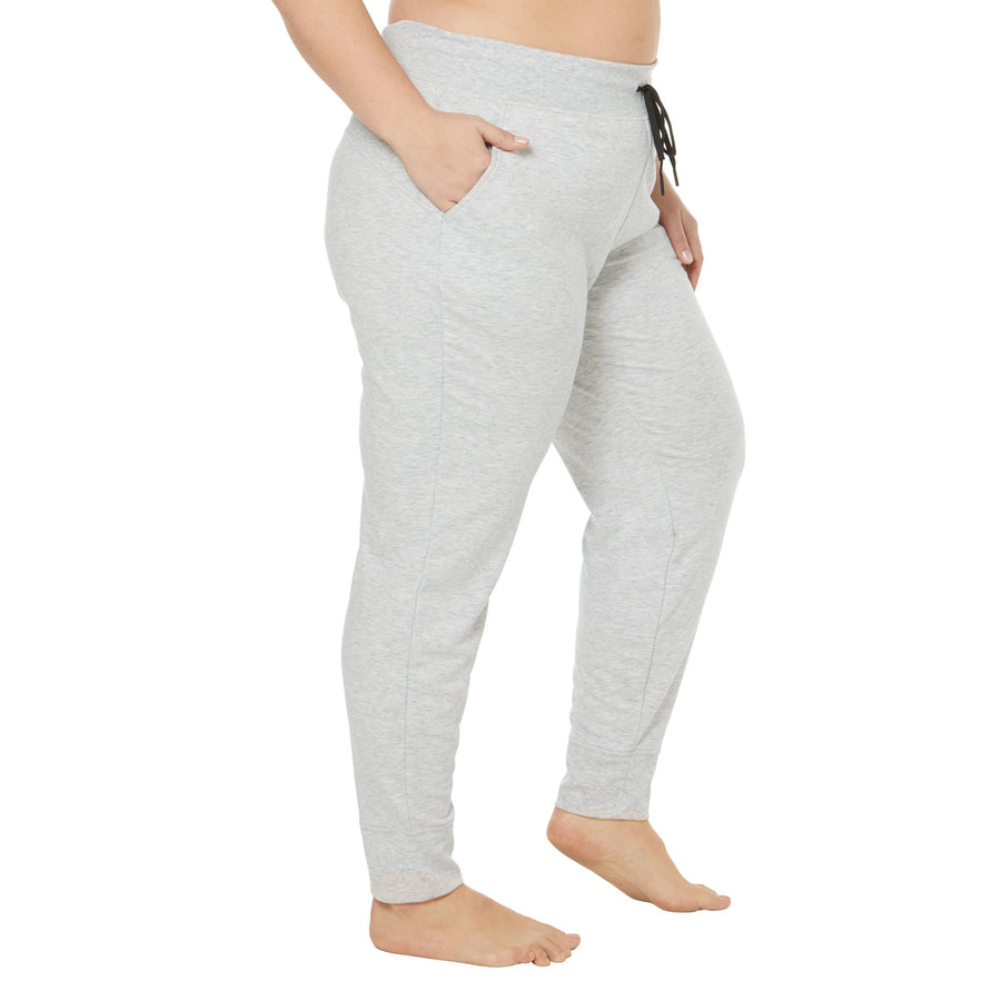FRENCH TERRY JOGGER (PLUS SIZE)