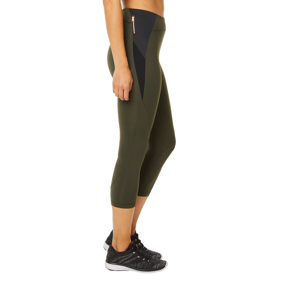 UTILITY MESH SIDE POCKET CAPRI