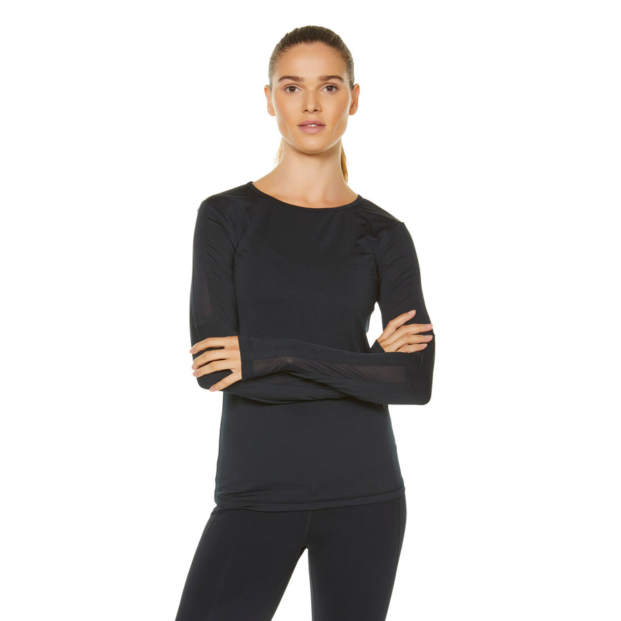 ASPECT LONG SLEEVE TEE