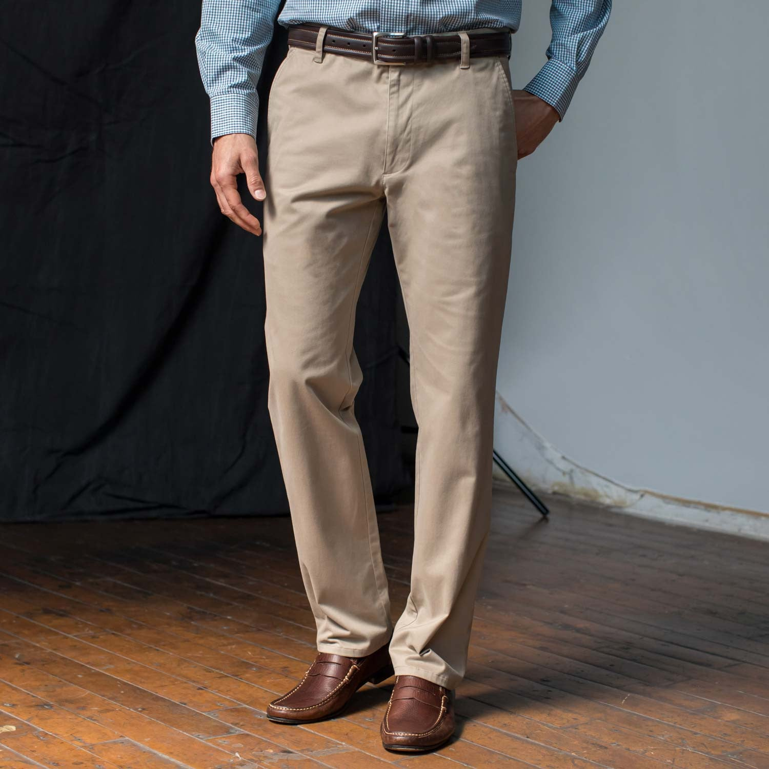 d3227d573921b Hadfield Cotton Chino Pant - Oxford
