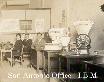 Home Butcher San Antonio Office - Over 50 years ago