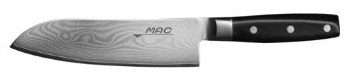 MAC DA SK-180 - DAMASCUS SERIES 7 SANTOKU (Free Shipping)
