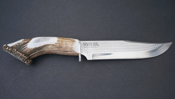 Silver Stag Big Bowie Free Shipping Rodriguez Butcher