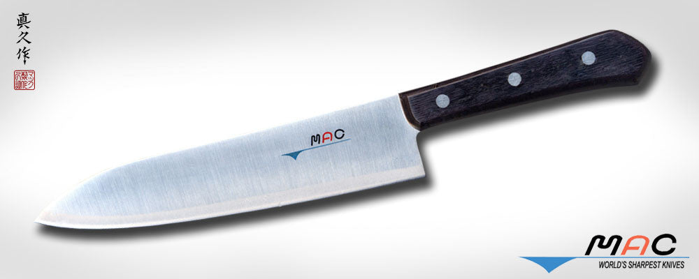 MAC BK-80 - CHEF SERIES 8 CHEF'S KNIFE (Free Shipping)
