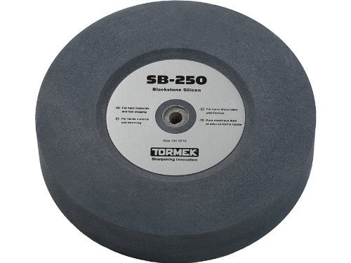 Tormek SB250 Heavy Duty Blackstone Silicon Grinding Wheel