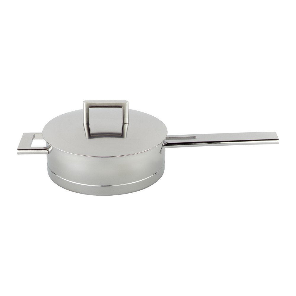Demeyere John Pawson 5.1-qt Stainless Steel Saute Pan with Helper Handle