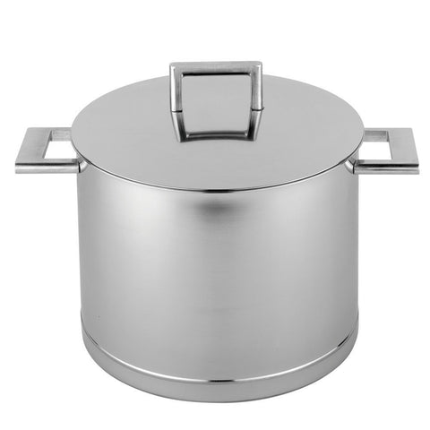 Demeyere John Pawson 8.5-qt Stainless Steel Stock Pot