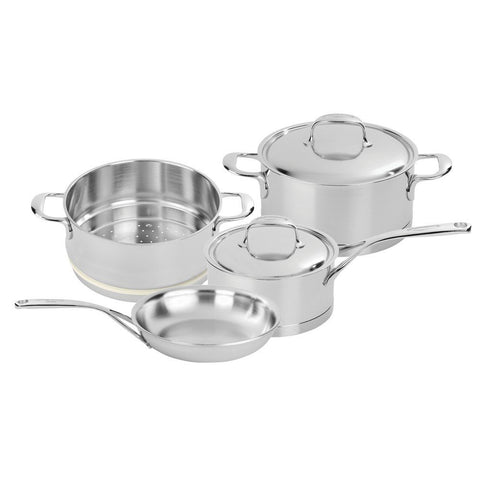 Demeyere Atlantis 6-pc Stainless Steel Cookware Set