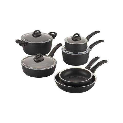 Ballarini Como 10-pc Forged Aluminum Nonstick Cookware Set
