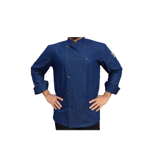 Chef's Satchel Chef Coats - Blue