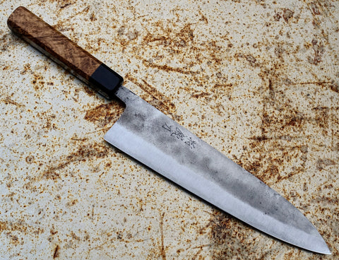 Yamakawa 240mm Gyuto with Custom Handle