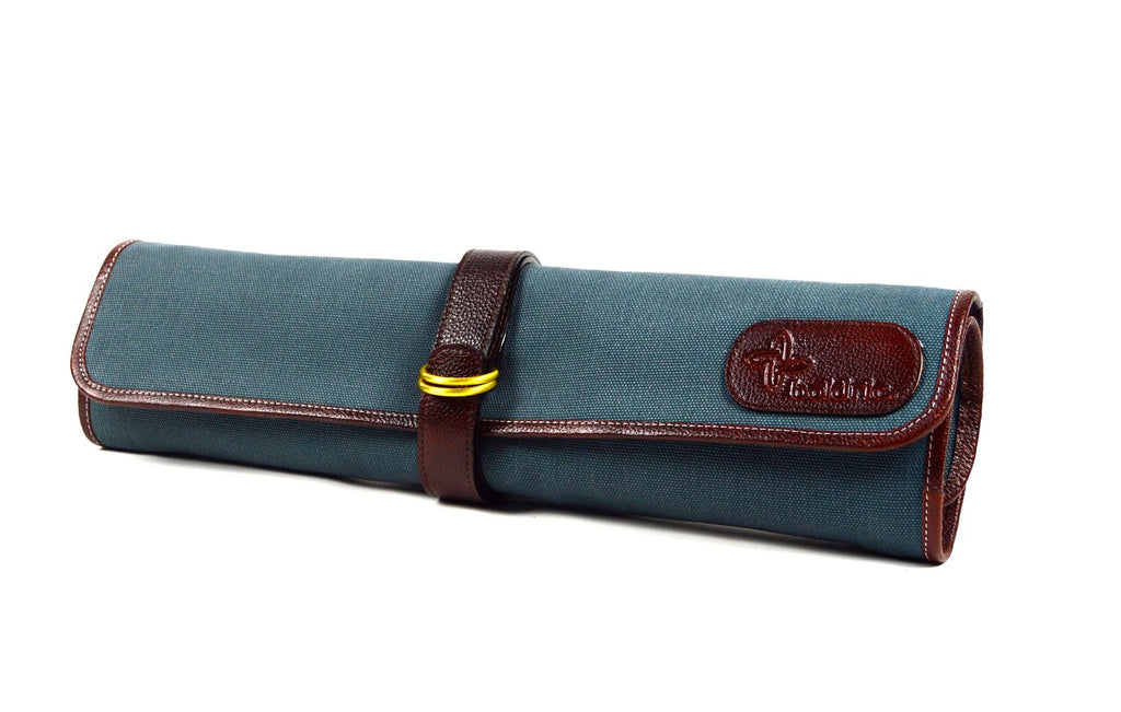 Boldric Abalone Canvas DD Hook Tie Bag