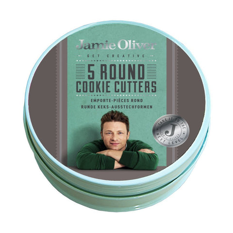 Jamie Oliver Cookie Cutting Set