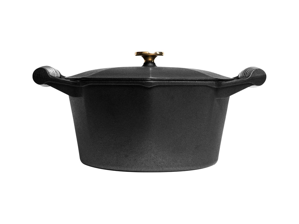 Finex 5 Qt. Cast Iron Dutch Oven