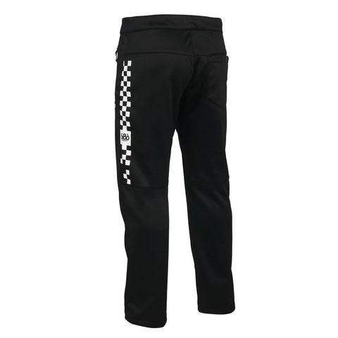 19/20 686 Mens  Bonded Pant Black Checkers