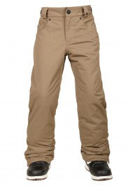 686 Youth Prospect Insulated Snowboard Pant Tobacco