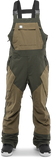 18/19 Thirty Two Mens Basement Bib Military