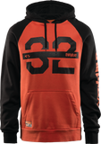 18/19 Thirty Two Marquee Hooded Pullover Orange