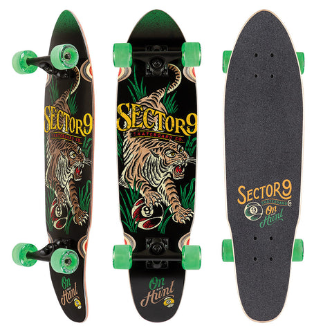 Sector 9- STALKER RASTA NATIVE COMPLETE