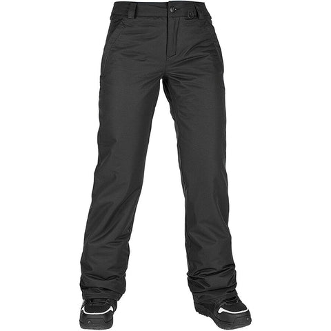19/20 Volcom Womens Frochickie Pant BLK