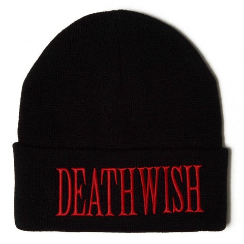 Deathwish The World is Yours Beanie