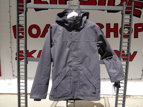 18 Volcom Mens Clintons Jacket
