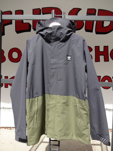 17 Adidas 10K Riding Jacket UTIBLK/OLICAR