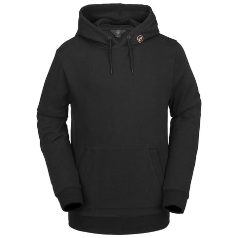 18/19 Volcom Mens Bryans Fleece Black