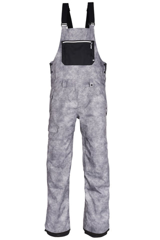 Copy of 18/19 686 Mens Hot Lap Insulated Bib Charcoal Wash