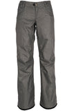 19 686 Womens Patron Insulated Pant Charcoal Melange