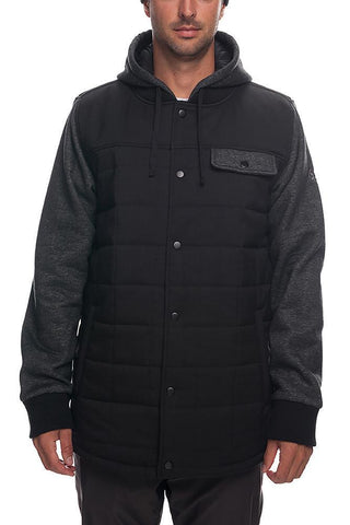 18/19 686 Mens Bedwin Insulated Jacket Black