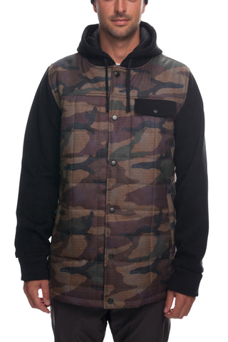 18/19 686 Mens Bedwin Snow Insulated Jacket Camo