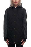 18/19 686 Womens Autumn Insulated Jacket Black