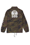 18/19 686 Mens Paradise Coaches Jacket Camo