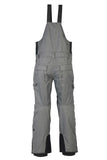 19/20 686 Mens Hot Lap Insulated Bib Charcoal