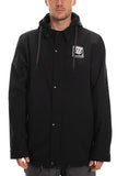 19/20 686 Mens Waterproof Coaches Jacket Black