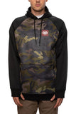 20/21 686 Mens Bonded Fleece Pullover SPUC