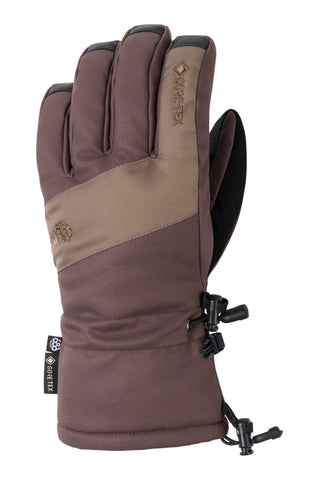 20/21 686 Men's Gore-Tex Linear Glove Tobacco