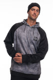 18/19 686 Mens Knockout Bonded Fleece Pullover Charcoal Wash